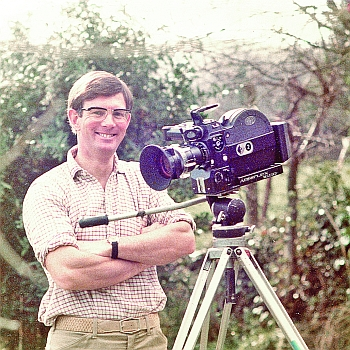 David and his camera, About David and Sally Shaw-Smith