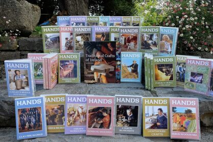 Hands Archival Films on Traditional Irish Crafts by David and Sally Shaw Smith.