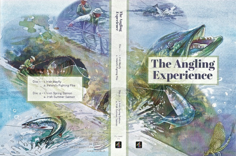 The Angling Experience Box set