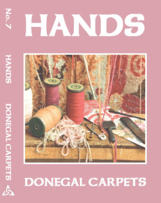 Donegal Carpets - Hands Textile DVD