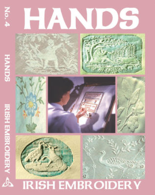 Irish Embroidery - Hands Textile DVD