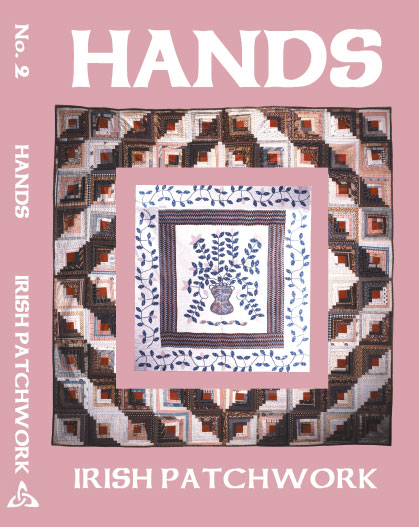 90f050fd Irish Patchwork - Hands Textile DVD