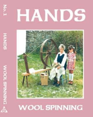 Wool Spinning - Hands Textile DVD