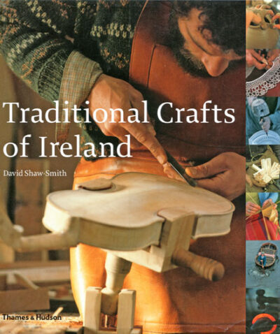 Book - Traditional Crafts of Ireland