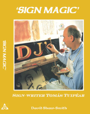 Sign Magic - Master Craftsman Tomás Tuipéar